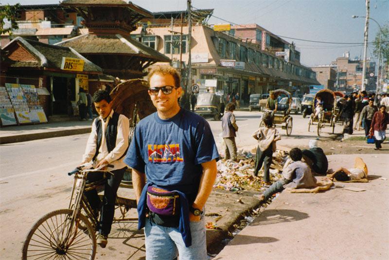 Downtown-Kathmandu