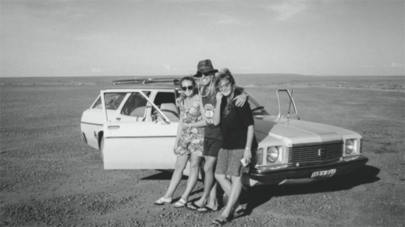 In-the-Outback-with-my-new-Holden-wagon-and-friends-from-England.